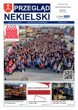 Przegląd Nekielski 11 / 2018 strona 1