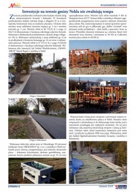 Przegląd Nekielski 11 / 2018 strona 6