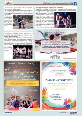 Przegląd Nekielski 01 / 2019 strona 2