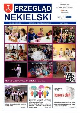 Przegląd Nekielski 02 / 2019 strona 1