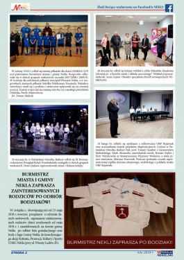 Przegląd Nekielski 02 / 2019 strona 2