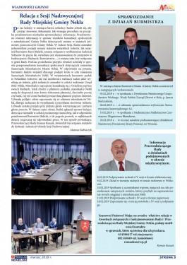 Przegląd Nekielski 03 / 2019 strona 5