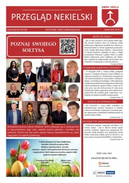 Przegląd Nekielski 04 / 2019 strona 1