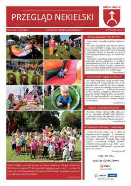 Przegląd Nekielski 06 / 2019 strona 1