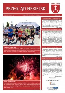 Przegląd Nekielski 07 / 2019 strona 1