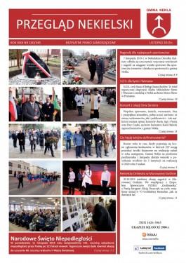 Przegląd Nekielski 11 / 2019 strona 1