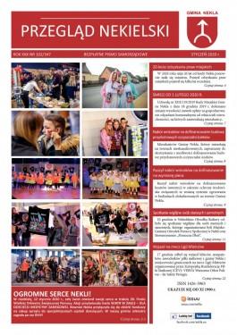 Przegląd Nekielski 01 / 2020 strona 1