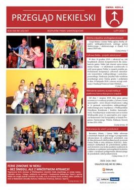 Przegląd Nekielski 02 / 2020 strona 1