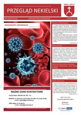 Przegląd Nekielski 03 / 2020 strona 1