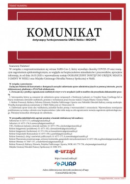 Przegląd Nekielski 03 / 2020 strona 2