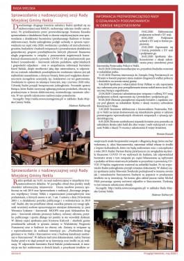Przegląd Nekielski 05 / 2020 strona 6