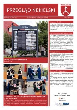 Przegląd Nekielski 07 / 2020 strona 1
