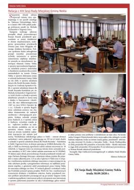 Przegląd Nekielski 09 / 2020 strona 6