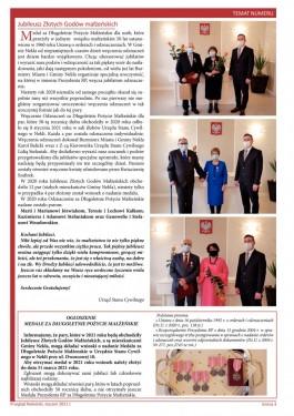 Przegląd Nekielski 01 / 2021 strona 3