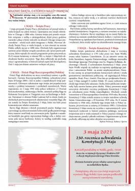 Przegląd Nekielski 04 / 2021 strona 2