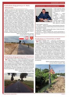 Przegląd Nekielski 08 / 2021 strona 5