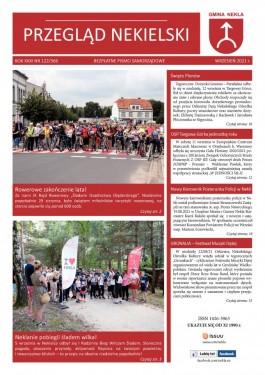 Przegląd Nekielski 09 / 2021 strona 1