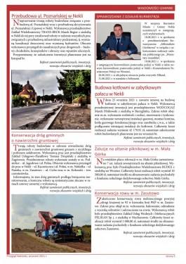 Przegląd Nekielski 09 / 2021 strona 5