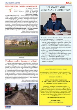 Przegląd Nekielski 05 / 2017 strona 5