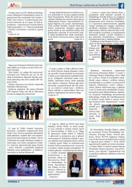 Przegląd Nekielski 06 / 2017 strona 2