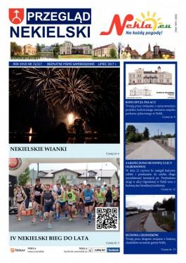 Przegląd Nekielski 07 / 2017 strona 1