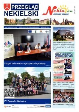 Przegląd Nekielski 08 / 2017 strona 1