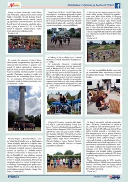 Przegląd Nekielski 08 / 2017 strona 2
