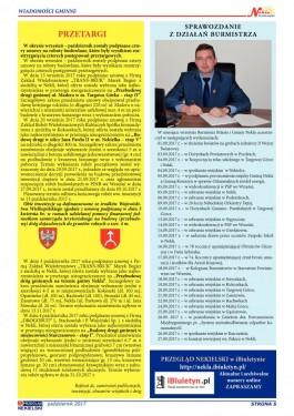 Przegląd Nekielski 10 / 2017 strona 5