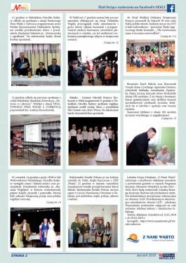 Przegląd Nekielski 01 / 2018 strona 2