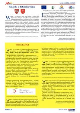 Przegląd Nekielski 01 / 2018 strona 6