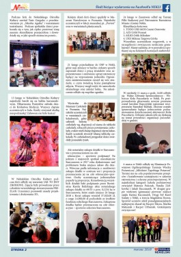 Przegląd Nekielski 03 / 2018 strona 2