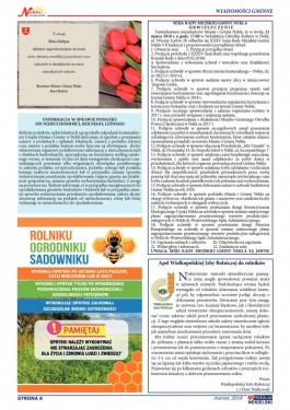 Przegląd Nekielski 03 / 2018 strona 6