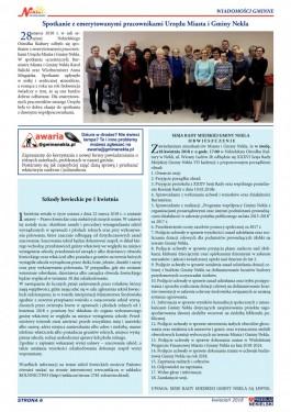 Przegląd Nekielski 04 / 2018 strona 6