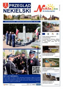 Przegląd Nekielski 05 / 2018 strona 1