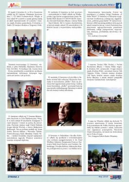 Przegląd Nekielski 05 / 2018 strona 2