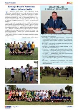 Przegląd Nekielski 05 / 2018 strona 5