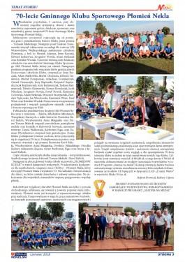 Przegląd Nekielski 06 / 2018 strona 3