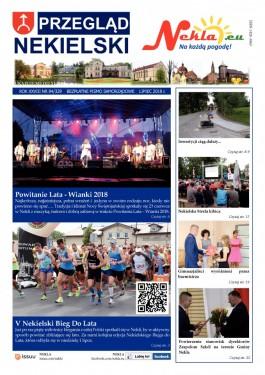 Przegląd Nekielski 07 / 2018 strona 1