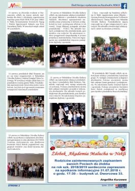 Przegląd Nekielski 07 / 2018 strona 2
