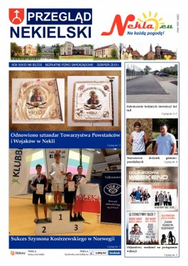 Przegląd Nekielski 08 / 2018 strona 1