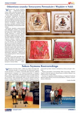 Przegląd Nekielski 08 / 2018 strona 3