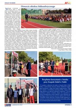 Przegląd Nekielski 10 / 2018 strona 3