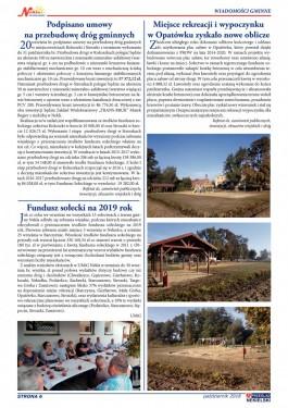 Przegląd Nekielski 10 / 2018 strona 6